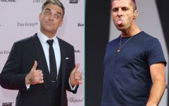 Robbie Williams s'en prend sévèrement à Liam Gallagher