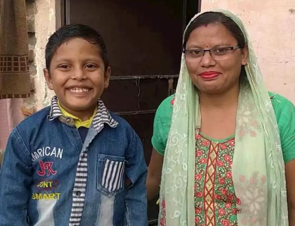 Inde : Ce garçon de 6 ans est né avec une « queue »