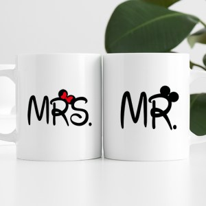 Hrnček – Mr. & Mrs