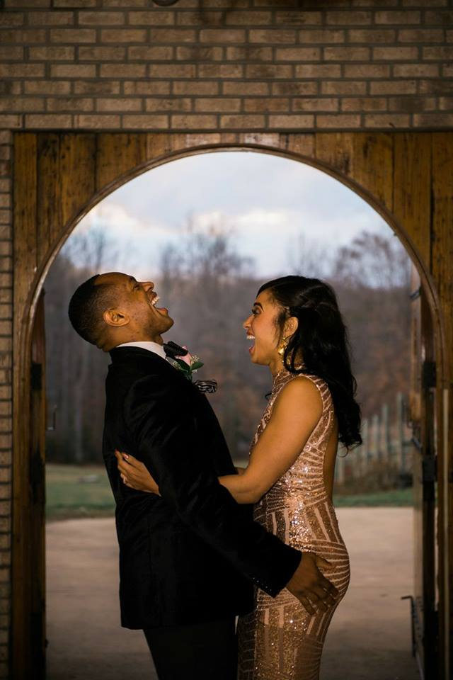 Diva Chef Elise Wims gets married  Potomac Point Winery