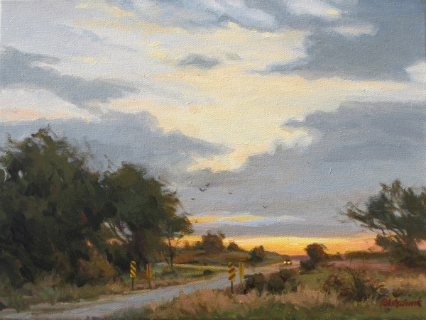 Artist John Pototschnik Fine Art Paintings