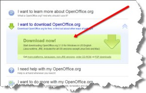 download open office to make a pdf