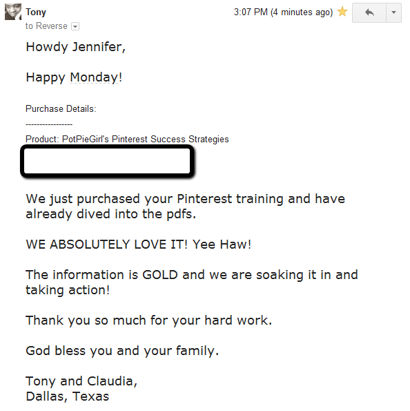 tony-claudia-email-testimonial-for-potpiegirls-pinterest-success-strategies