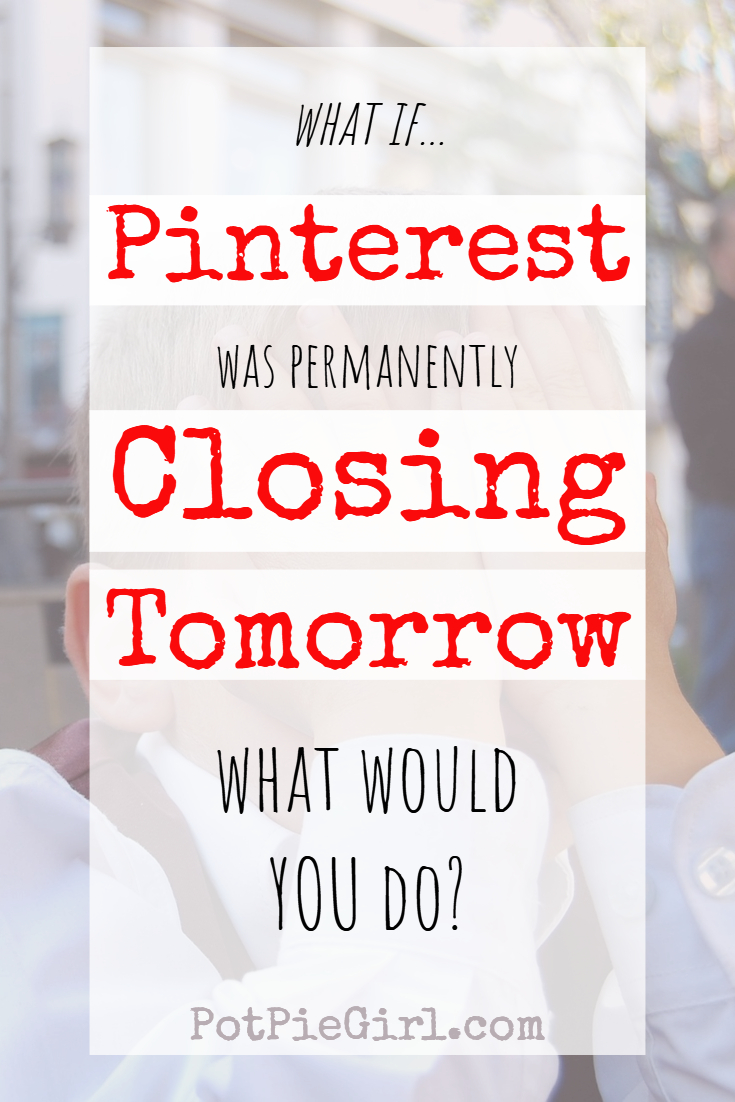 Are you building your online business on FREE?  I bet you ARE!  here's what to do.  pinterest tips - blogging for money - affiliate marketing tips - potpiegirl