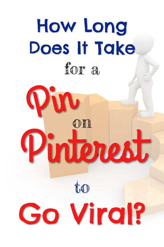 How long does it take for a Pinterest pin to go VIRAL?  And how to MAKE your pins go viral on Pinterest from @potpiegirl