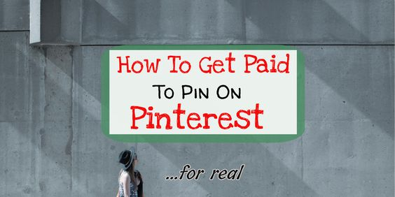 How to make money pinning on Pinterest