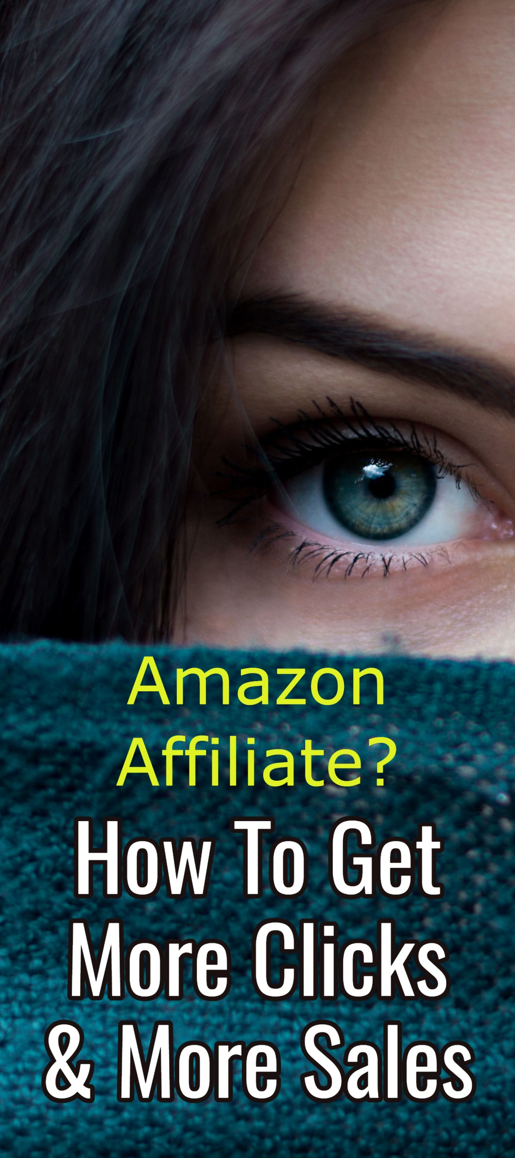 Hey Amazon Affiliate: Think your blog posts could make MORE sales? You're probably right! I see so many affiliate bloggers leaving TONS of money on the table simply because they don't do these SIMPLE things