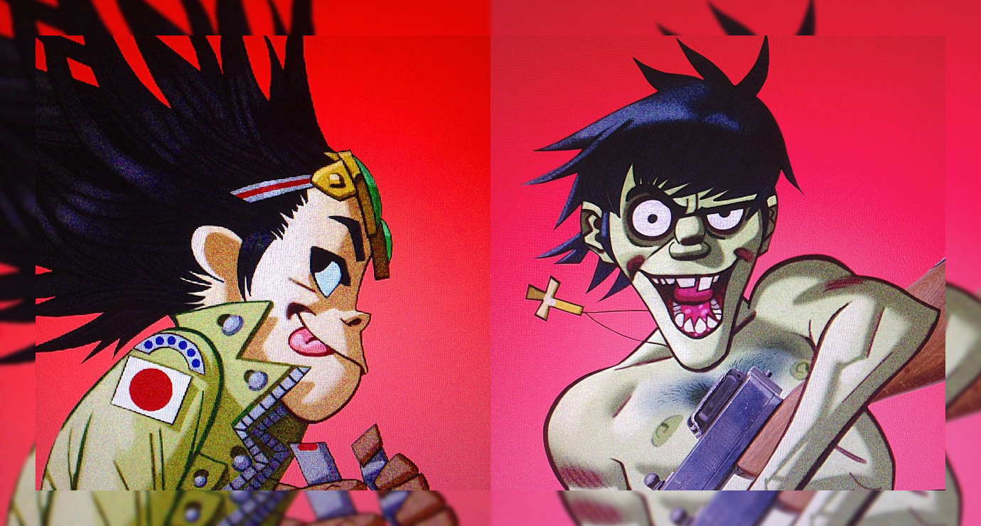 Gorillaz The Fall Wallpaper Gorillaz Confirma Nuevo Disco Para El 2016 Potq Magazine