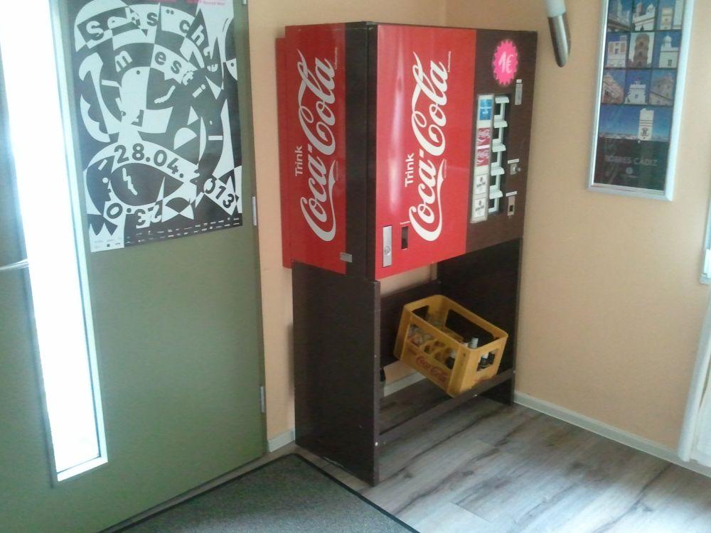 sielaff Getränkeautomat youngtimer