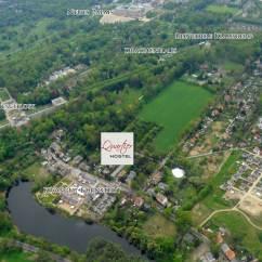Luftbild Park Sanssouci West