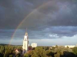 Heilig Geist Kirche - Heute keine Kirche mehr...