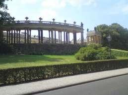 Schlosshof Sanssouci