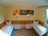 4 Bett Zimmer Dorm MIX - Einzelbetten - Boxspring