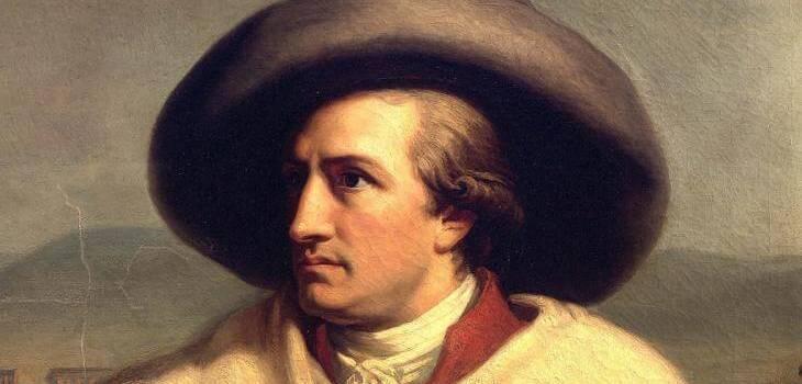 Goethe endlich in Italien!