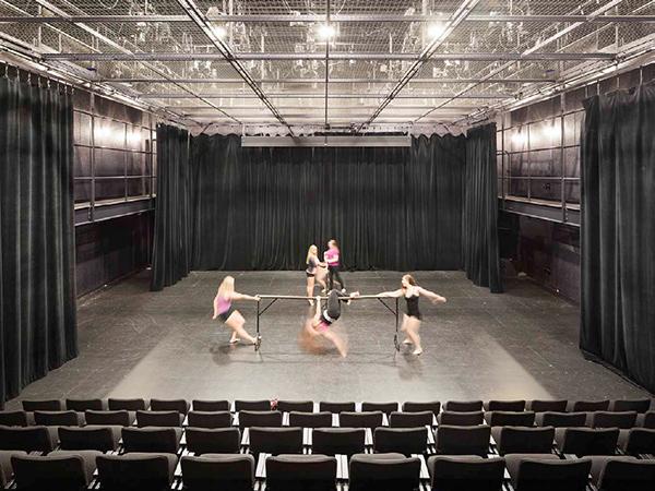 Performing Arts Center  SUNY Potsdam