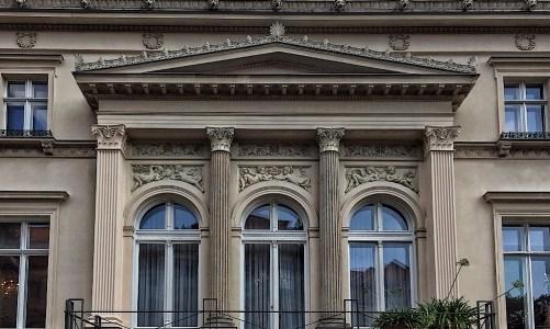 Das Palais am Stadthaus