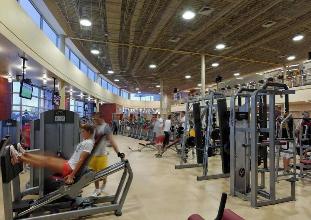 Recreation Amp Wellness Center Potter Lawson