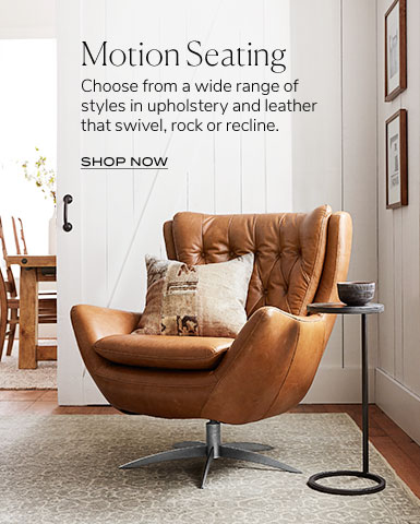 brown living room chairs tropical design ideas armchairs accent pottery barn motion seating