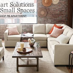 How To Decorate A Very Small Apartment Living Room Ultra Modern Photos Design Ideas Inspiration Pottery Barn Shop Spaces