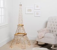 Monique Lhuillier Eiffel Tower Floor Lamp