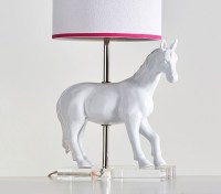 Horse Lamp Base | Pottery Barn Kids