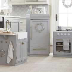 Toy Kitchen Sets Charlotte Cabinets Chelsea Collection Pottery Barn Kids