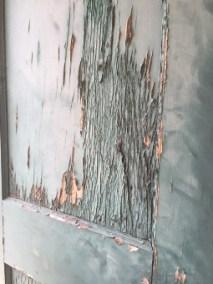 Deteriorated Paint