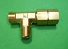 Toilet Supply Valve adapter with Coupler