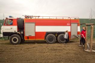 Do výsadeb je třeba zapojit všechny, třeba i dobrovolné hasiče.