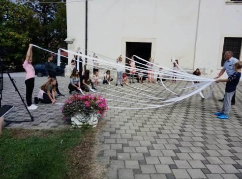 BILI SMO NA 22. MEĐUNARODNOM FESTIVALU ČIPKE U LEPOGLAVI