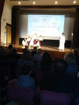 Nastup Dječje folklorne skupine FA u Otočcu