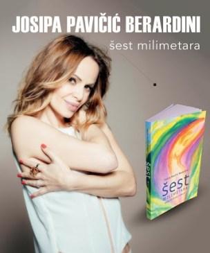 """Ugostili smo Josipu Pavičić Berardini, autoricu knjige """"6 mm"""""""