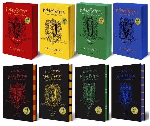 Ldition anniversaire de Harry Potter and the