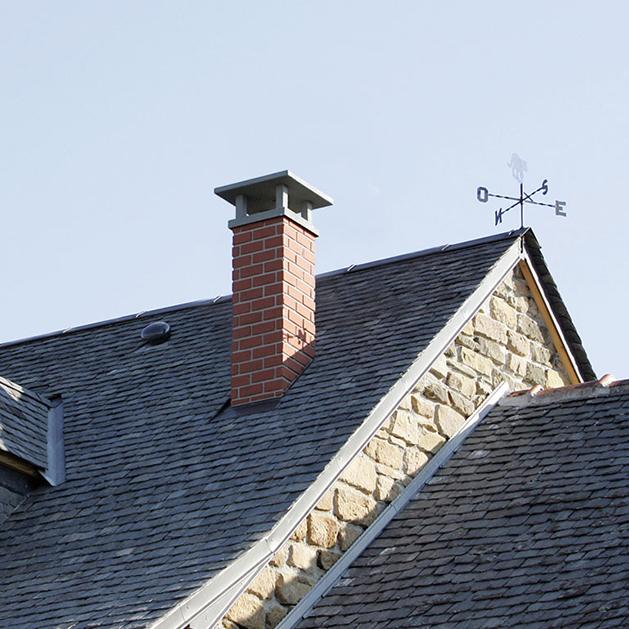sortie de toit tradinov carree