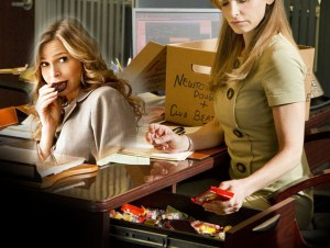 Brenda Leigh Johnson tiroir de chocolats