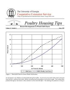 Vol  pdf also recent developements in wind chill charts uga poultry house rh poultryventilation
