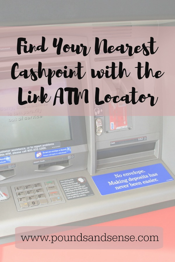 Find Your Nearest Cashpoint with the Link ATM Locator