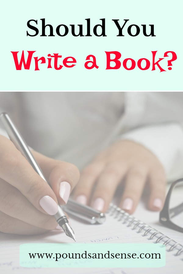 Should You Write a Book?