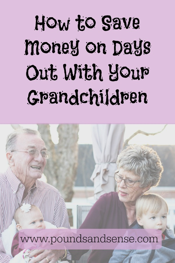 How to Save Money on Days Out With Your Grandchildren