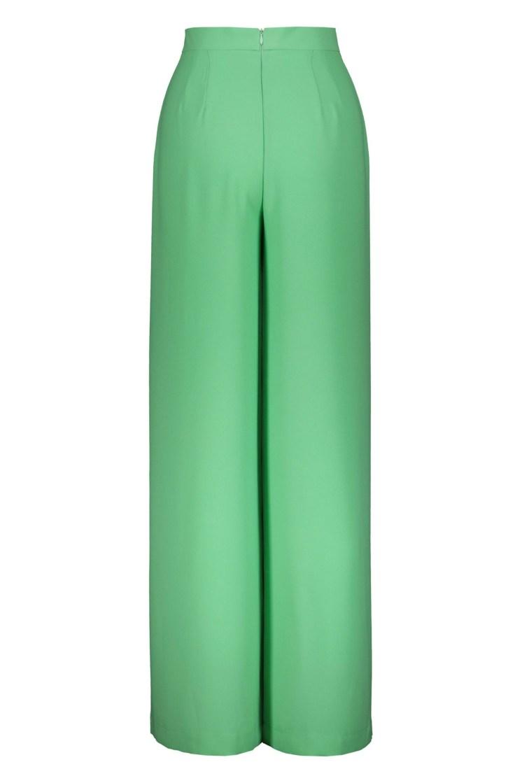 Poupine pantalone verde