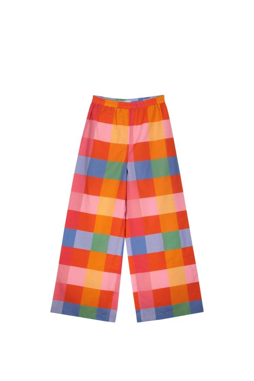 Pantalone Madras Luisa Bagni for Poupine