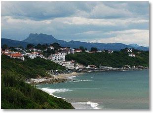 Bon plan de lt  Guthary dans le Pays basque Bahia Beach une paillote qui a du got