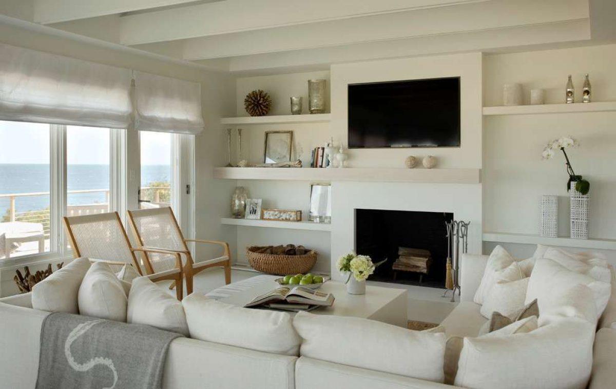 parete attrezzata in soggiorno, una soluzione adatta per arredare con stile la zona giorno. Come Arredare Casa Con Il Cartongesso Foto Pourfemme