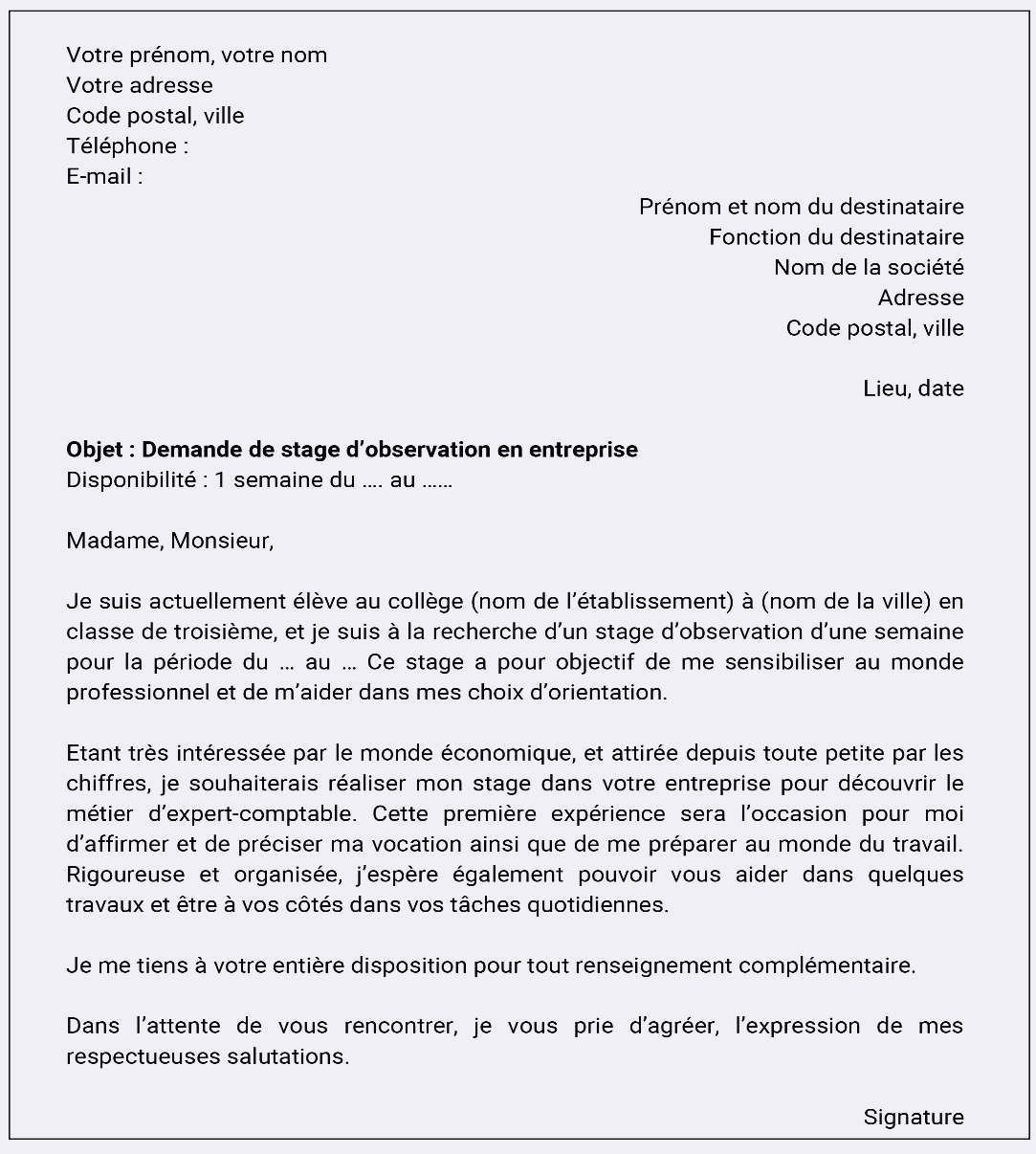 lettre de motivation bac pro assp 68 exemple lettre de motivation stage seconde bac pro