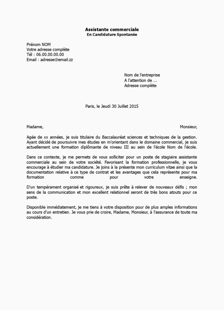 Lettre De Motivation Bts assistant De Gestion 15 Lettre De Motivation Pour Bts assistant Manager