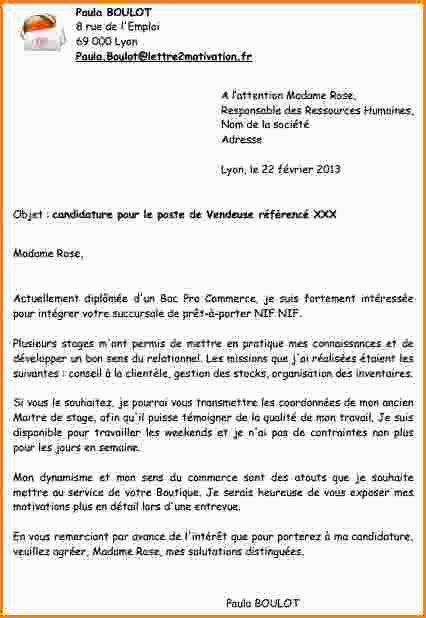 Lettre De Motivation Reconversion Professionnelle Exemple Lettre De Motivation Pour Fongecif Reconversion