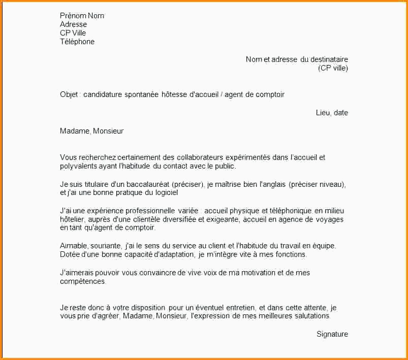 Lettre Motivation Macdo Cv Vendeuse Boulangerie Exemple