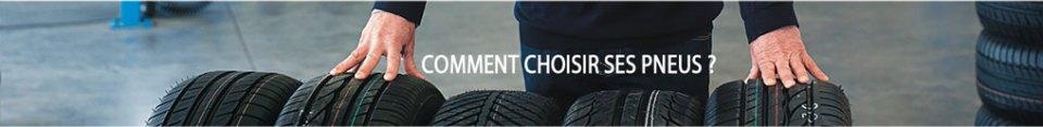 Comment choisir ses pneus
