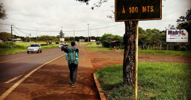 Arrivée à Puerto Iguazu 1