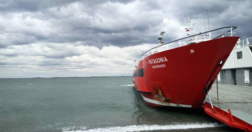 Un peu de bateau entre la terre de feu et la Patagonie. #tierradelfuego #patagonia 1